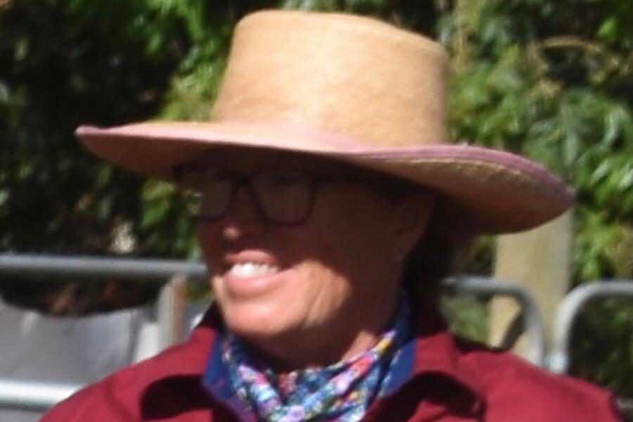 Sally Kilgour WATPA Treasurer and Event Co-ordinator.
